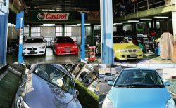 愛車BMW G31の1年点検(4年目)でクルマを預けてきました(^^)代車は年代物ヴィッツ(^_^;)