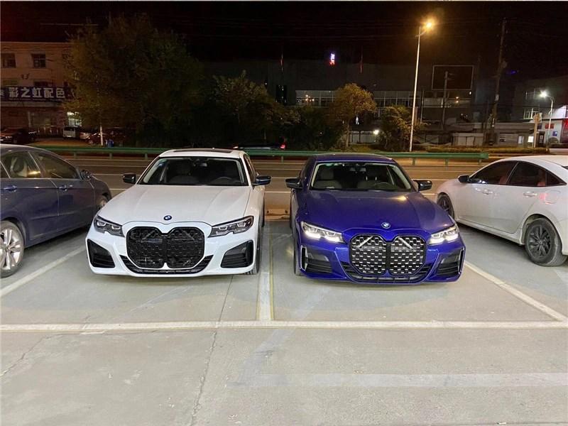 BMW3シリーズ(G20,G21)を4シリーズ(G22)の巨大キドニーグリル顔にスワップできるカスマムパーツが通販サイトで販売中!装着例もw