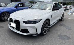 【前編・M3コンペ試乗】BMW新型「M3・M4 Competiton」(G80,G82)を高速道路で乗り比べ比較試乗してきました(^^)試乗レポート!