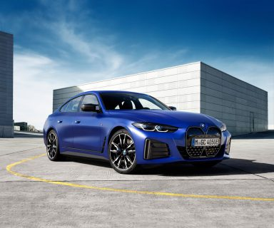 BMW「i4 eDrive40」「i4 M50」が正式発表!やはりトランクはリフトバックテールゲート採用\(^o^)/価格は?日本導入時期は?