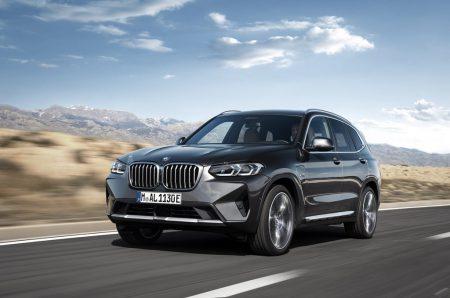 BMW X3,X4のLCIモデルもワールドプレミア!結構印象かわりました(*^^*)