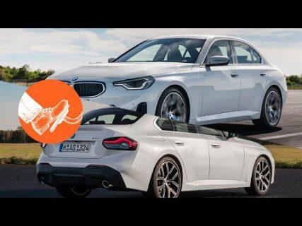 新型BMW2シリーズクーペ(G42)ベースのFR2シリーズセダン(グランクーペ)のレンダリング画像(*^^*)