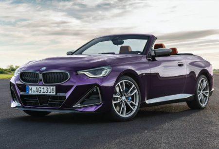 新型BMW2シリーズカブリオレ(G43)のレンダリング画像がカッコいい!!発売予定なしが残念です(^_^;)