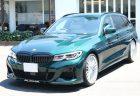 オプション総額283万円のBMW ALPINA新型B3ツーリング アルラットの極上中古車が販売中!価格は?
