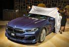 五感を揺さぶる究極の4ドアクーペ!BMWアルピナ「B8グランクーペ」日本初公開&販売開始!アルピナ初の21インチホイールにピレリタイヤを採用