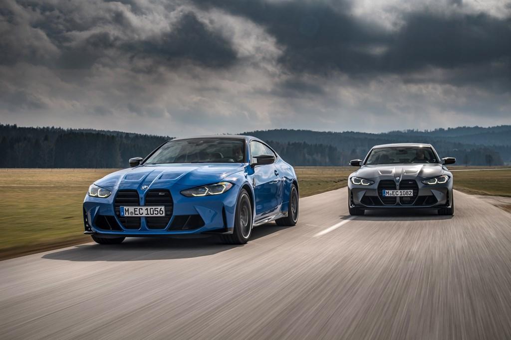 BMW新型M3/M4に4WDモデル「M xDrive」追加し発売開始!納車は9月末以降を予定。価格は?